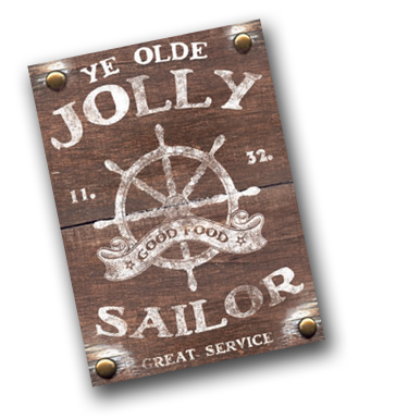 Welcome to Ye Olde Jolly Sailor